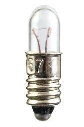 (#1768 Miniature Bulb Midget Screw E-5 Base)