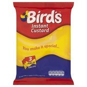 Bird's Instant Custard Original 3 X 75G