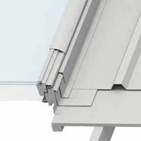 Velux Edmd060000b Metal Roof Flashing Skylight, Aluminum,...