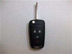 CHEVROLET 13586120 Factory OEM KEY FOB Keyless Entry Remote Alarm Replace by Chevrolet
