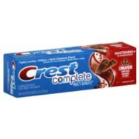 Crest Complete Toothpaste Cinnamon Whitening (2 Pack) ()