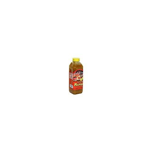 (World Harbors Island Mango Sauce and Marinade, 16-Ounce Bottle (Pack of 6))