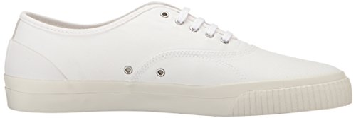 Fred Perry Baseball Canvas Sneaker Wit