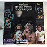 MSI Entertainment WWE Wrestlemania Steel Cage Challenge 25th Anniversary Plug Play Game ()