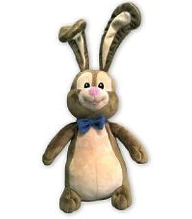 Velveteen Rabbit Stuffed Animal from Feature Films for Families Film The Velveteen Rabbit.
