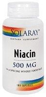 Niacine 500mg - 100 - Capsule