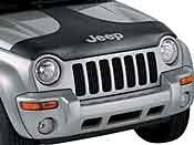 2002-2008 Jeep Liberty Hood Cover