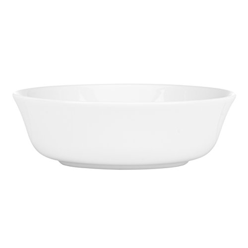 Lenox  Simply Fine White Footed Bowl, 5.75