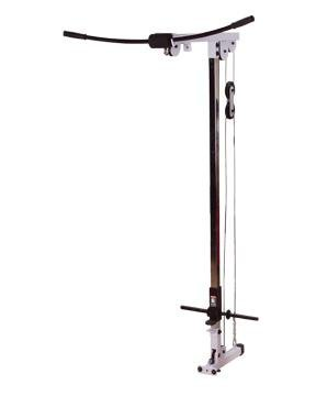 Powerline PLA200X Lat Attachment for use with PPR200X Power Rack by Powerline