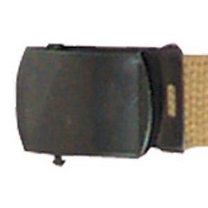 Fox Outdoor Products Roller Web Belt Buckles, Black, 34