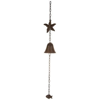 Antique Cast Iron Bell -