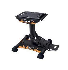 Matrix Concepts LLC LS1-106 LS-One Lift Stands - Black/Orange