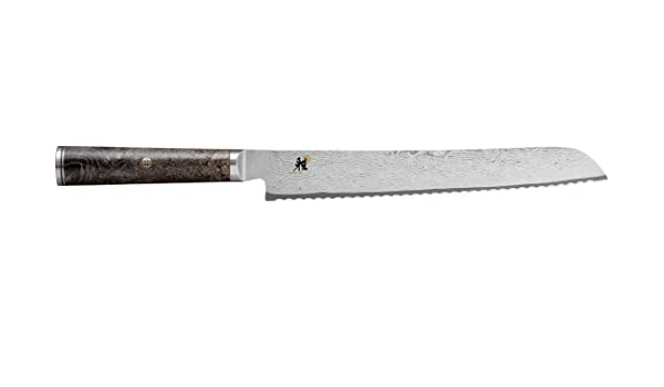 Compra Miyabi Cuchillo para pan en Amazon.es
