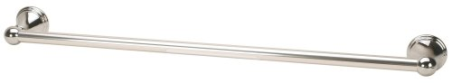 Hardware House 176883 Florentine 24-Inch Towel Bar Chrome