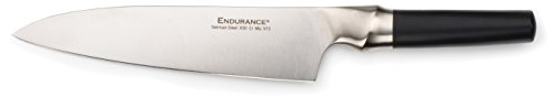 RSVP Endurance High Carbon German Stainless Steel Chef's Knife, 8-inch -