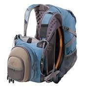 [William Joseph Coastal Pack, Blue, 22x14x8-Inch] (William Joseph Vest)