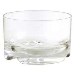 Strahl Vivaldi Clear Large Bowl by Strahl