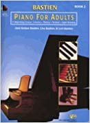 Bastien Piano for Adults Book 1 & 2 (2 Book Set, KP1B & KP2B)