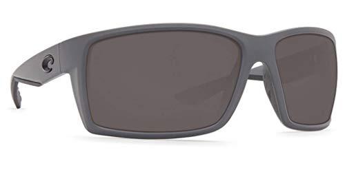 Costa Del Sunglasses Mar Matte Gray Reefton 87nUqPw8