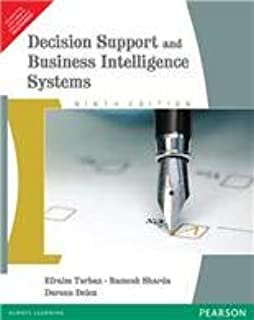 Decision Support And Business Intelligence Systems Turban Pdf