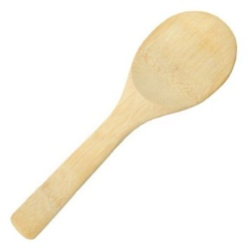 JapanBargain 3669 Rice Paddle Natural