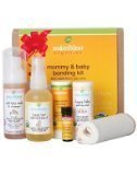 Mambino Organics: Mommy & Baby Bonding Kit, 6 piece
