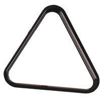 Triangulo economico negro bola 50. 8mm Manuel Gil