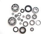 Bottom End Bearings (Boss Bearing H-CR500-BEBSK-88-01-4G4 Bottom End Engine Bearings and Seals Kit Honda CR500R 1988-2001)