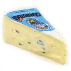 Cambazola Blue Cheese (Whole Wheel) Approximately 5 Lbs by For The Gourmet (Image #1)