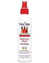 (Fairy Tales Repel Hairspray and Shield for Kids, Rosemary, 8 Ounce Size: 8 NewBorn, Kid, Child, Childern, Infant,)