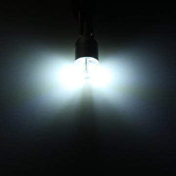 Queenwind Autoleader?T10 2Smd 3030 W5W 194 168 LEDリーディングライトインテリアライトテールライト-ホワイト