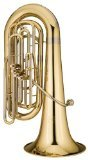 Ravel RBB102 3-Valve 3/4-Size Tuba by Ravel