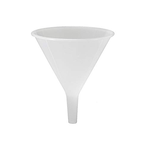 Gourmac 3816 Plastic Funnel for Liquid Transfer; 16-Ounce, White (1 Each)
