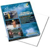 Rite in the Rain 8.5'' x 11'' White Copy Paper - 200 sheets (3-Pack (600 Sheets))