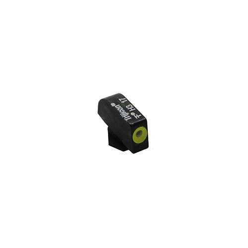 - Trijicon GL601-C-600837 HD XR Front Sight, Glock Models 17-39, Yellow Front Outline Lamp