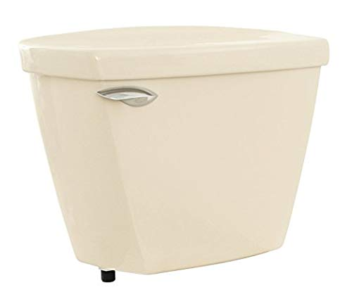 Gallon 1.6 Flush Cotton - TOTO ST733-01 Dalton Tank with 1.6 Gallon Flushing System, Cotton White (Tank Only)
