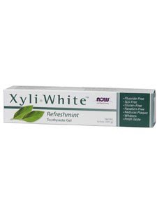 Price comparison product image Now Foods: Xyliwhite Refreshmint Toothpaste Gel, 6.4 oz 2 pack