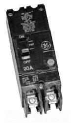 GE TEY315 Bolt-On Mount Type TEY Molded Case Circuit Breaker 3-Pole 15 Amp 480/277 Volt AC