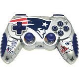 Mad Catz Officially Licensed New England Patriots NFL Wireless PS2 Controller - Model NFL-NEP082461/04/1 PS2 Controllers -