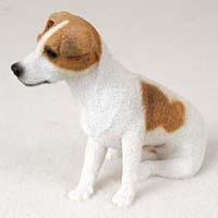 (Jack Russell Terrier Figurine)