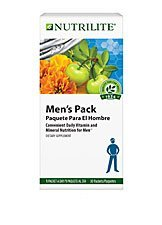 NUTRILITE%C2%AE Mens Supplement Packs packets product image