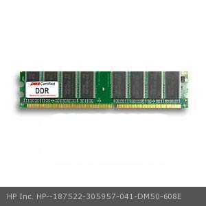 DMS Compatible/Replacement for HP Inc. 305957-041 Point of Sale System rp5000 256MB eRAM Memory DDR PC2700 333MHz 32x64 CL2.5 2.5v 184 Pin DIMM (32X8) - DMS