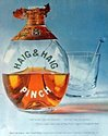 Used, Haig & Haig Pinch Whiskey, Print advertisment. 50's for sale  Delivered anywhere in USA