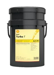 SHELL TURBO T 68 HIGH PERFORMANCE STEAM TURBINE OIL 20LTR by Shell