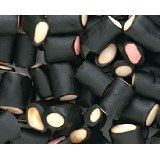 Verburg Licorice Rockies Creme Liquorice 1 Lb ()