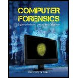 Computer Forensics- Cybercriminals, Laws, & Evidence (12) by [Paperback (2011)]