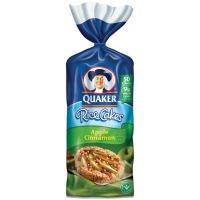Quaker Rice Cakes Apple Cinnamon - 12 Pack(6.53 -