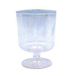 Waddington North America Plastic 5.5-Oz Wine Glass, Case of 240 (05-0206) Category: Wine Glasses by WADDINGTON NORTH AMERICA INC