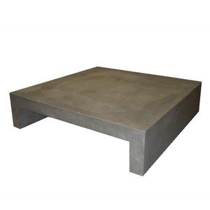 Table basse beton U: Amazon.fr: Cuisine & Maison