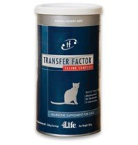 - Feline Transfer Factor complète par 4Life - env. 60-2 portions g